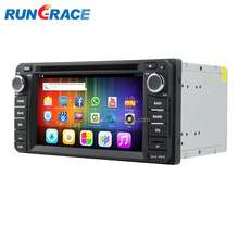 Android touch screen car radio gps for toyota tundra/Hilux /Terios/ Avanza /Fortuner with gps navigation
