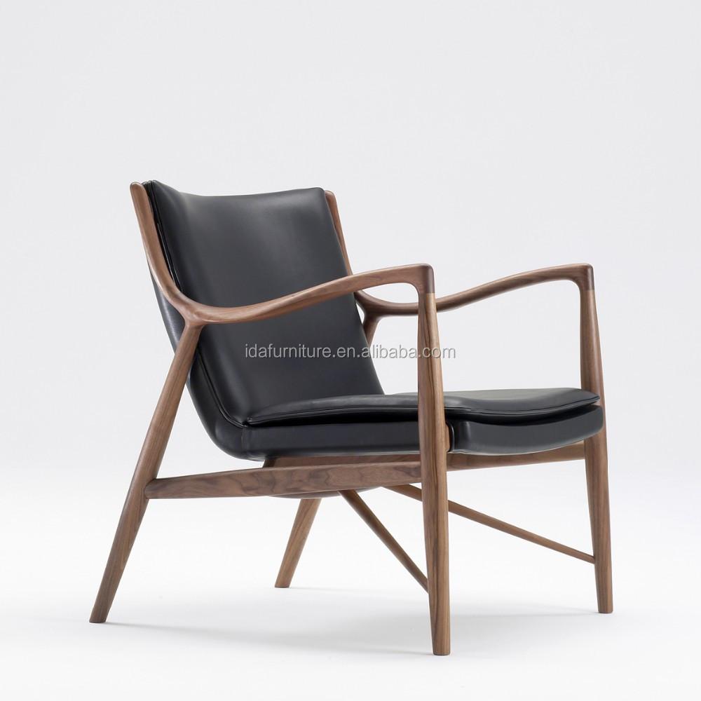 Wooden easy chair designs - Finn Juhl Model 45 Easy Chair Buy Finn Juhl Nv45 Chair Model 45 Chair Danish Model 45 Chair Product On Alibaba Com