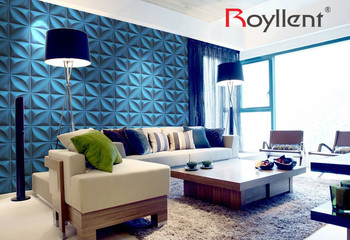 Royllent Interior home decoration 3d wall panel