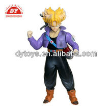 ICTI certificated custom make vinyl dragon ball z action figures