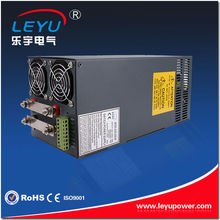 CE RoHS High Efficiency 220V 12V 100A Power Supply
