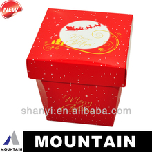 Mountain tea paper bag packaging made in china