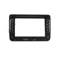 China Supplier High Quality Frame Double Din Car Audio Installation Frame