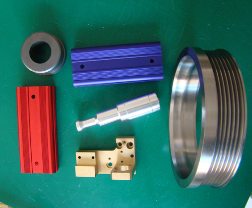 china high quality cnc machined parts/spare parts of sand blasting machine