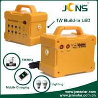JCNS professional manufacuturer 20W solar panel kits for home grid system Africa Pakistan market