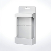 Colorful Printing Paper Packaging Box With Clear Window