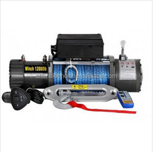 12000lbs car electric winch