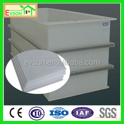 0.8mm Thickness PP Plastic Sheet / Board /Panel