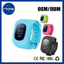Q50 GPS Kids Tracker Watch Children Distance Monitor Real Time Tracking GPS Smart Watch For Children