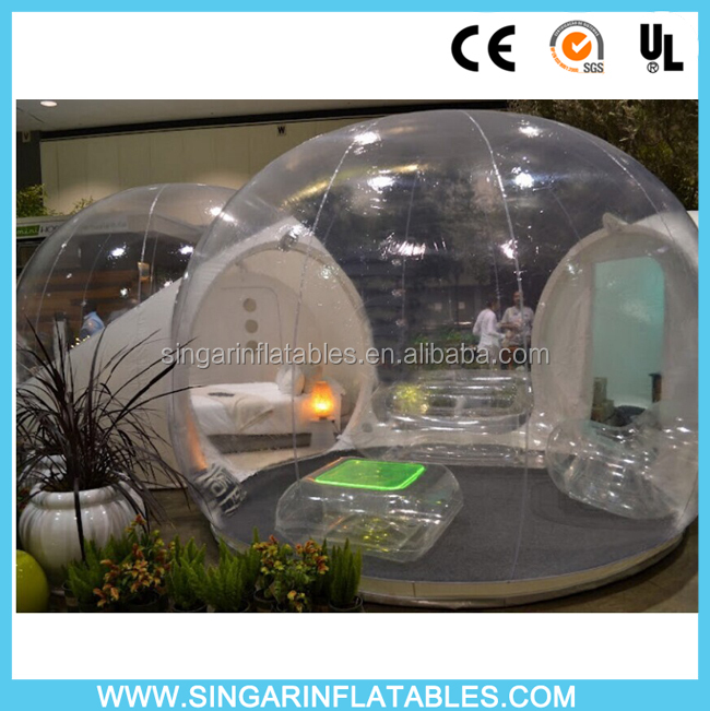 tent inflatable camping,small inflatable tent,bubble tent