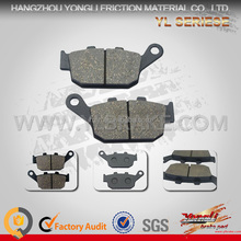 Alibaba Wholesale Disc Friendly Brake Pad Backing Plate