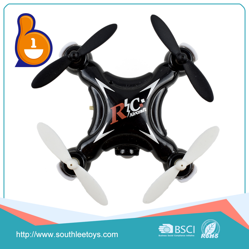 2017 Flying toy 2.4Ghz quadrocopter 6-axis gyro helicopter rc quadcopter drone mini with bettery