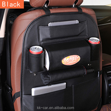 Factory custom car back seat organizer storage bag