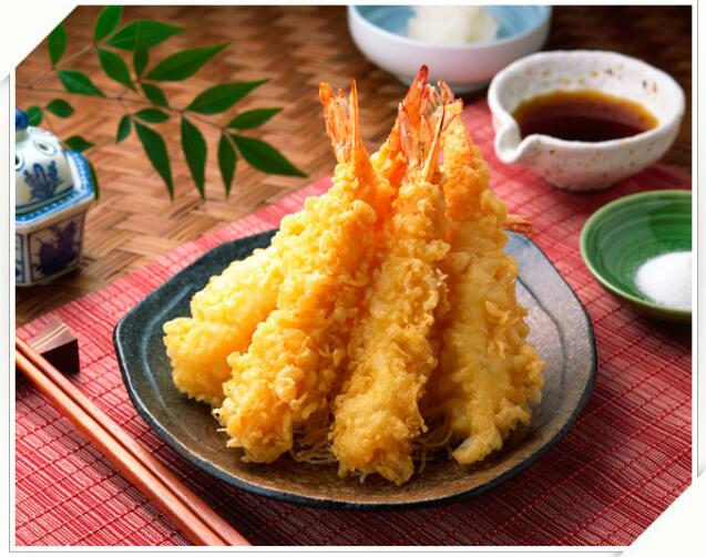 Japanese tempura mix with factory price