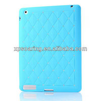 Stars diamond silicon case for the new ipad ipad 3 ipad 2