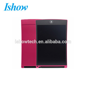 Factory Price Memo Pads Style 8.5 Inch Erasable LCD Touch Screen Writing Tablet Magnetic Message Board for Refrigerator