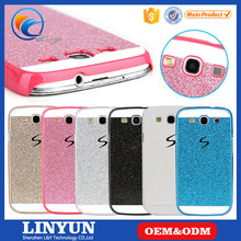 Luxury Bling Sparkle Shinning Back Cover Case Hard PC for Samsung S3 S4 S5 S6