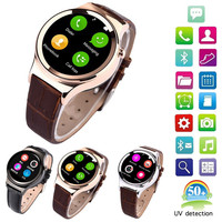 Phone book 1.22 inch Sync Email fashion 1.54-inch wrist tv watch mobile