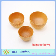 Extinguiher Holder Natural Japanese Style Bamboo Soup Bowls