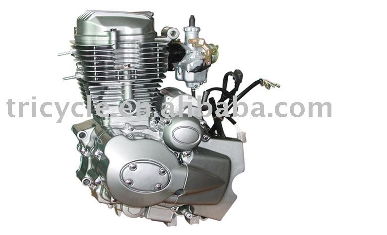 150cc~250cc gasoline vertical Engine for tricycle