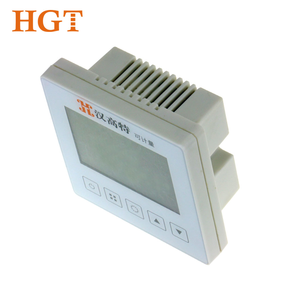 High quality auto self control heater thermostat for electric floor underfloor heating