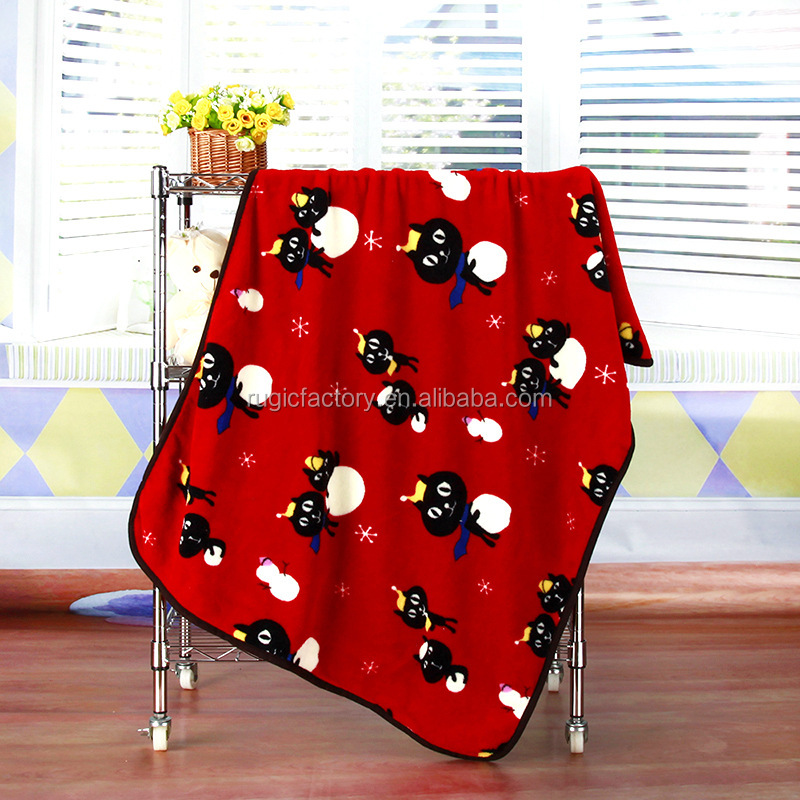 Warm Pet Beds Cover Mats Thickened Coral Fleece Dog Blanket