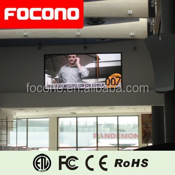 Modular Indoor P4mm LED Display Full color RGB Video Function