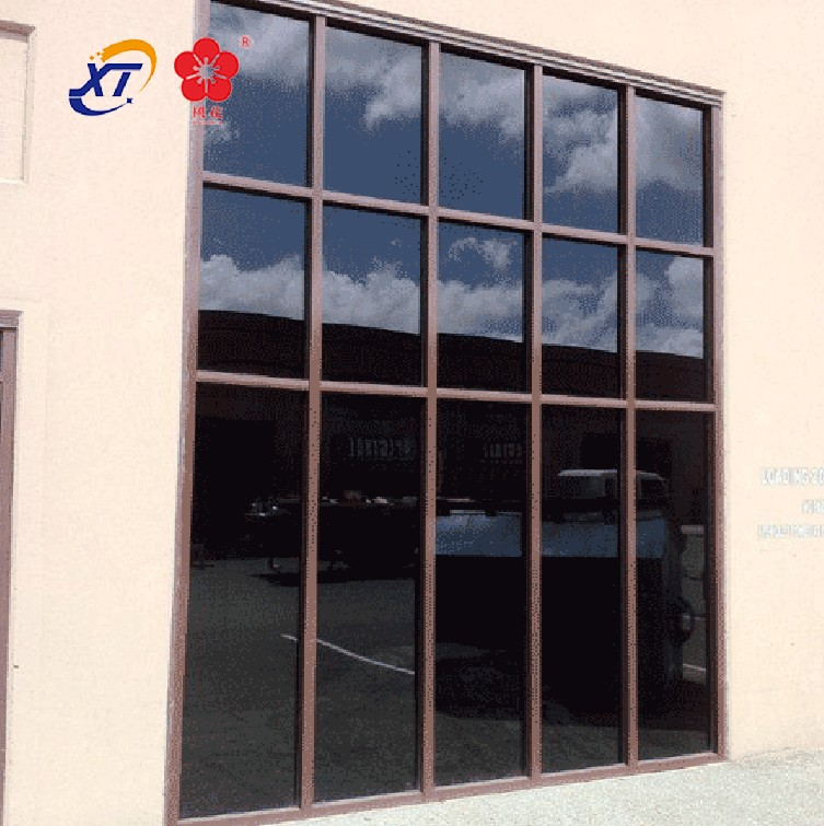 aluminum Used Commercial building Windows Double Tempered Building Insulated Glass