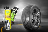 Tire repair Sealant quickly repair the tire With Air Compressor