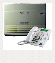 KX-TES824 Expandable PABX/Telephone System/ Hybrid PBX for Panasonic