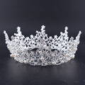 Imitation Pearl 2017 Beauty Crown Tiara For Girl
