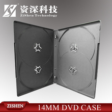 14Mm 4 Disc Dvd Case