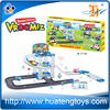 Best Popular Kids double decker bus for sale cheap plastic toy truck racing car toys for kids