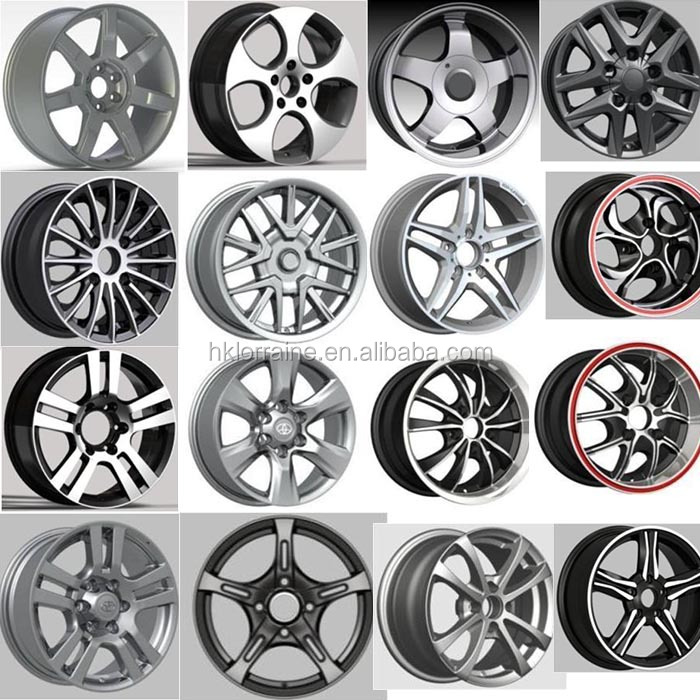 Best selling cheap price car wheels,16 18 20inch car wheel