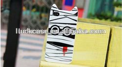 Lovely cute customize cover for iphone 5 OEM offered