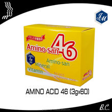 OEM supplement Amino acid 46 Cosmetic Company produced in Japan