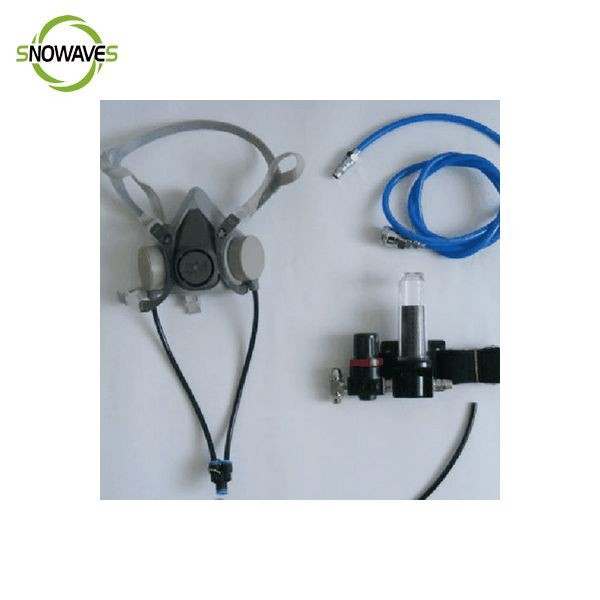 Hot SNOWAVES chemical powered air purifying respirator