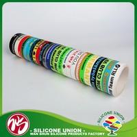 Bracelets Jewelry Type Silicone Bracelet Custom