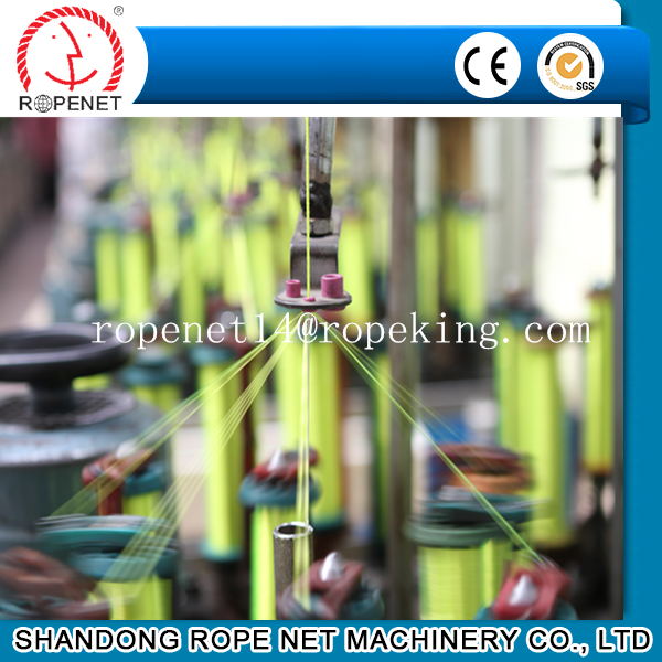 knitted/Braided Rope knitting Machine Procedure for sale with good price and quality from ROPENET