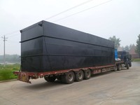 containerized mini Waste Water Treatment Plant