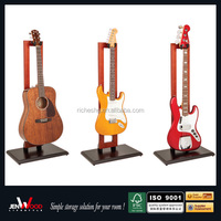 2016 latest design exceptional quality MDF Wood Guitar Stand