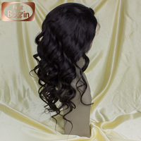 Cheap Malaysian Hair Wig, 100% Virgin Human Hair lace Front Wig, Short Human Hair Wig For Black Women