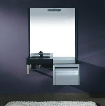 Decorative Wall LED Bathroom Smart Dressing sheet glass prices mirror