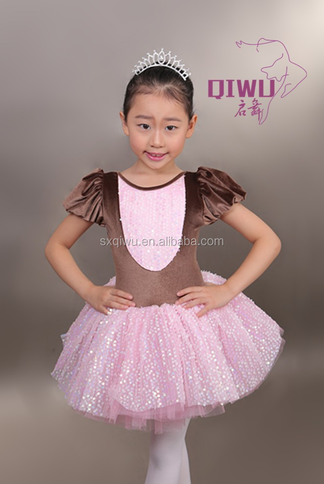 New tutu skirt/show/training clothing - kid dress clothes CBS-009