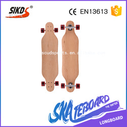 Wholesale LED cruiser plastic skateboard kids skateboard cruiser transparent deck