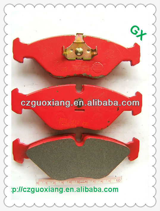 Brake pads D403 for Saab 9000 series 1988