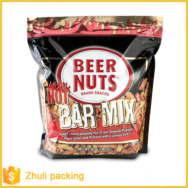 Stand Up pouch for food/dry nuts