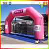 Custom gaint race event starting finish sports advertising inflatable