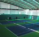 Hot sale high quality PVC badminton flooring for training