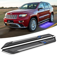 Wholesale & resale universal cheap 2018 nerf bar used for 2014-2017 JEEP Grand Cherokee light side step bar